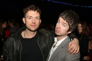 Damon-Albarn-y-Noel-Gallagher