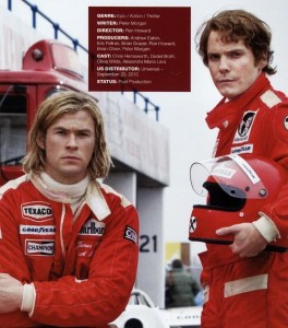 :: Rush, la película de Niki Lauda y James Hunt ::