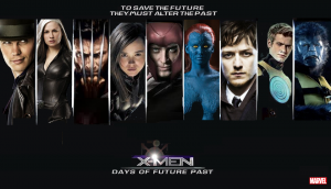 :: X Men: Days of Future of Past 2014 ::