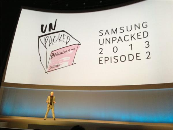 :: Samsung Unpacked – Galaxy Note 3 – Galaxy Gear ::